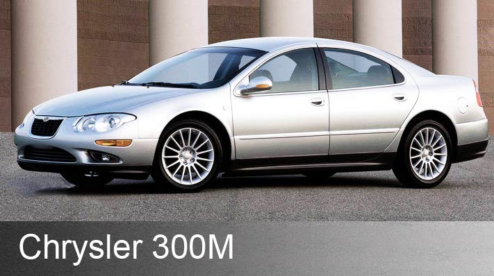 Запчасти Crysler 300M | Запчасти Chrysler 300М